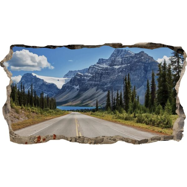 3D Mural Wall Art - Decor Take a Vacation! Amazing